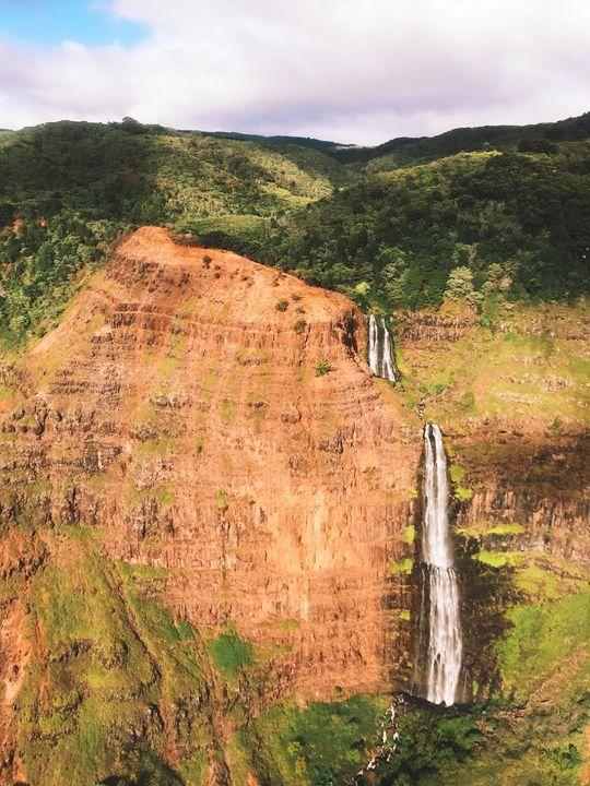 The Falls - Annie Jadlos