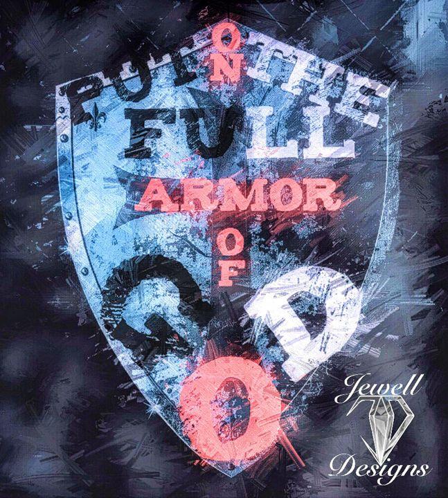 Armor of GOD (Dark) - Jewell Designs