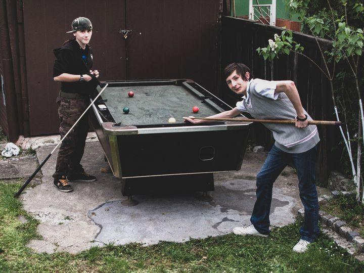 billiards - Humor