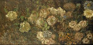 Bloemen (1860–1912) by Claude Monet.