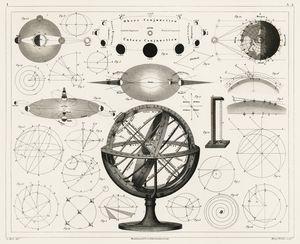 Bolder-Atlas by Brockhaus, printed i