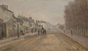 Boulevard Héloise, Argenteuil (1872)