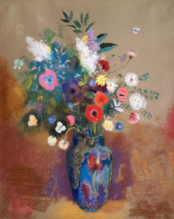 Bouquet of Flowers (1900—1905) - Shopability
