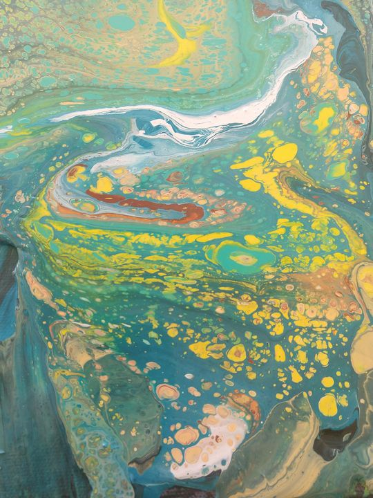 Cosmic Wave - Jessica Jones