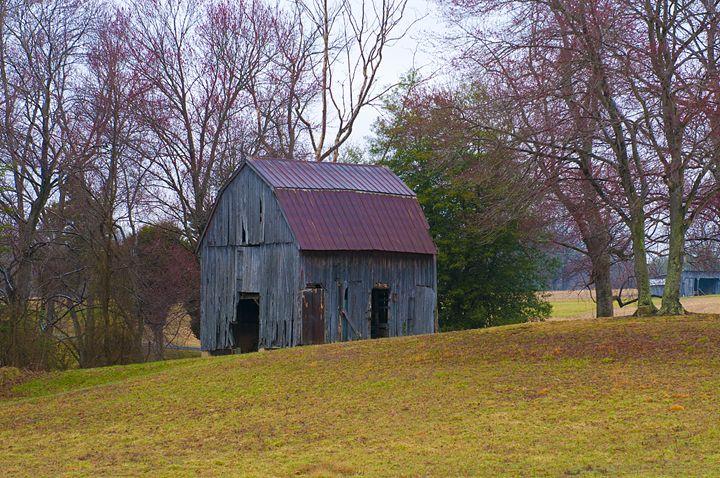 Maryland Barn - Lady Lea Photography
