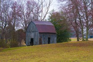 Maryland Barn