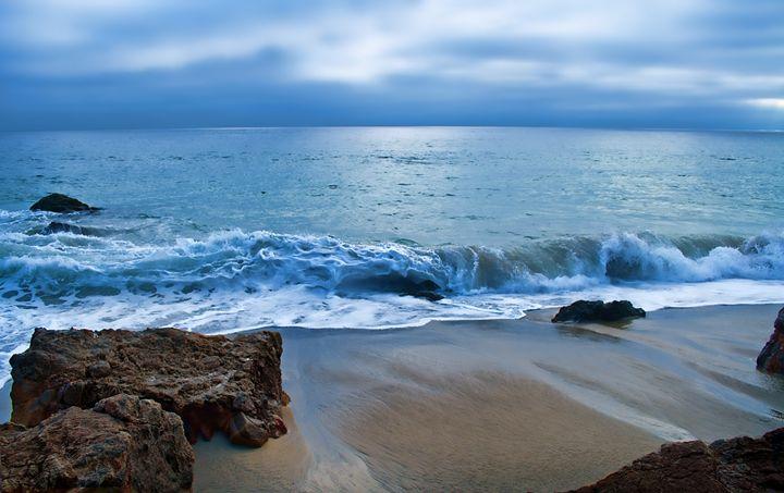 Zuma Beach, CA - Lady Lea Photography