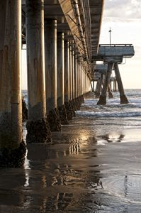 Venice Beach, CA Pier
