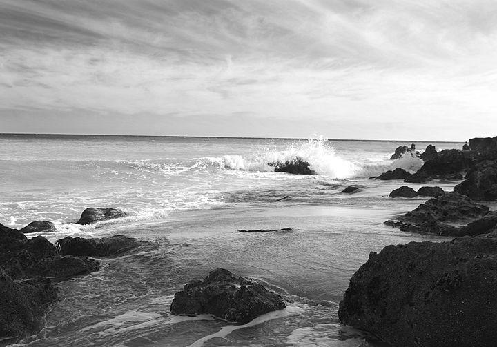 Dume Beach, CA - Lady Lea Photography