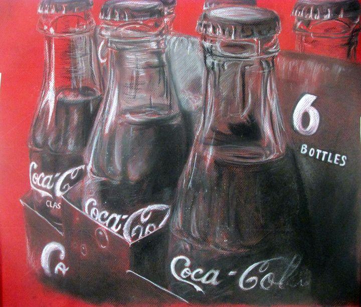 Coke - Anna Chadwick