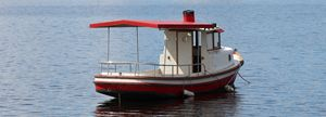 Scuffy the Tugboat - Cote Collection