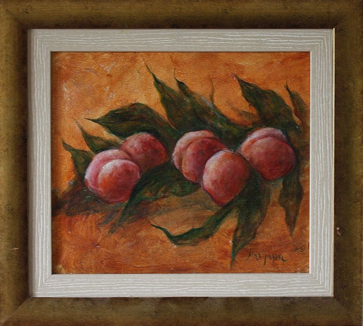 Peaches - Moor