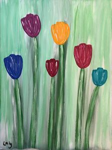 tulip garden part 1