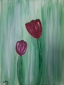 tulip garden part 2