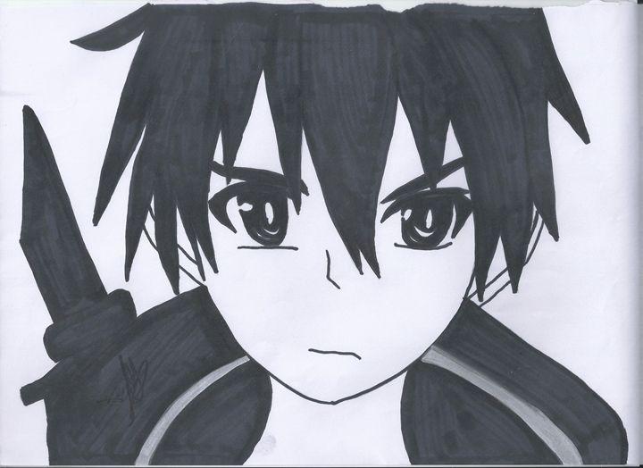 Kirito 2 SAO - Andrea Gravener