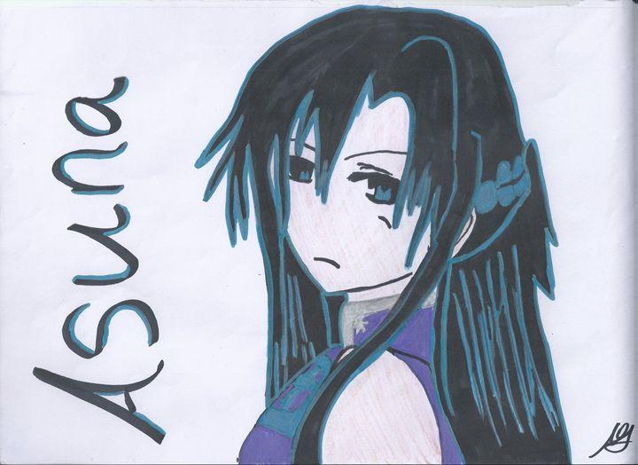 Asuna SAO - Andrea Gravener