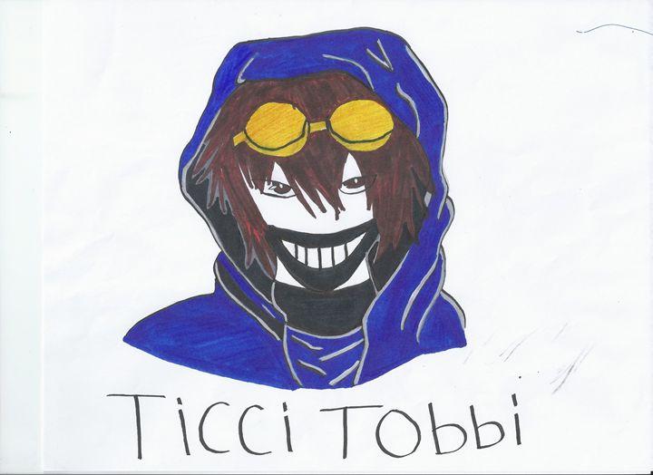Ticci Tobbi - Andrea Gravener