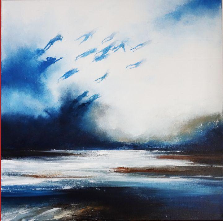 Endless journey - Mo Rama Art
