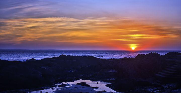 Sunset Purple - Salati