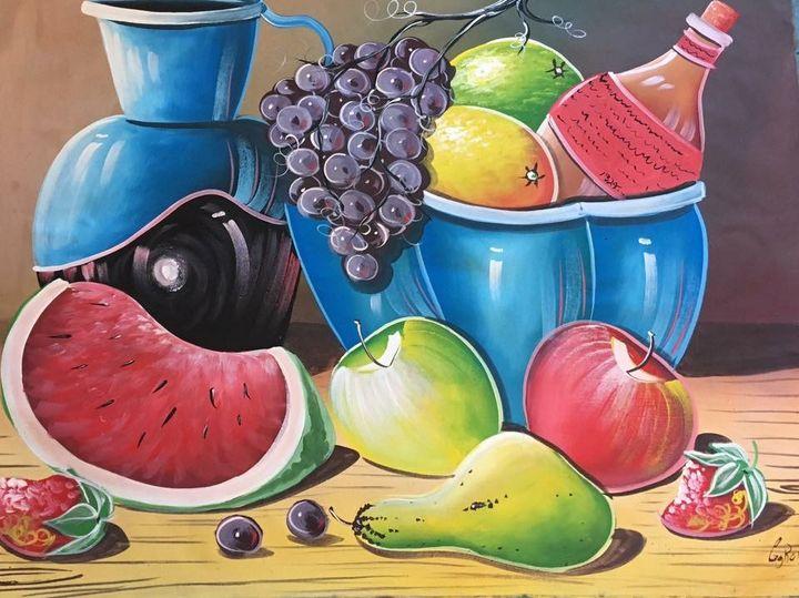 Fresh Fruits - Rafael Guzman