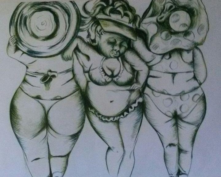 Three lovely ladies - Nic's gallery