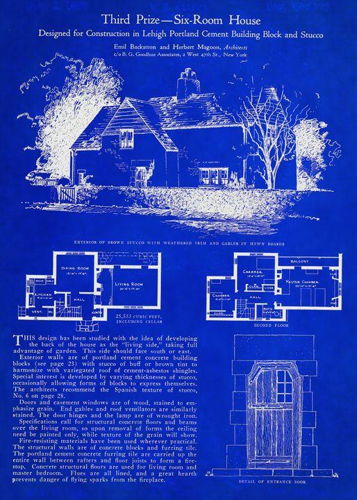 Third Prize Six Room House - SamKal