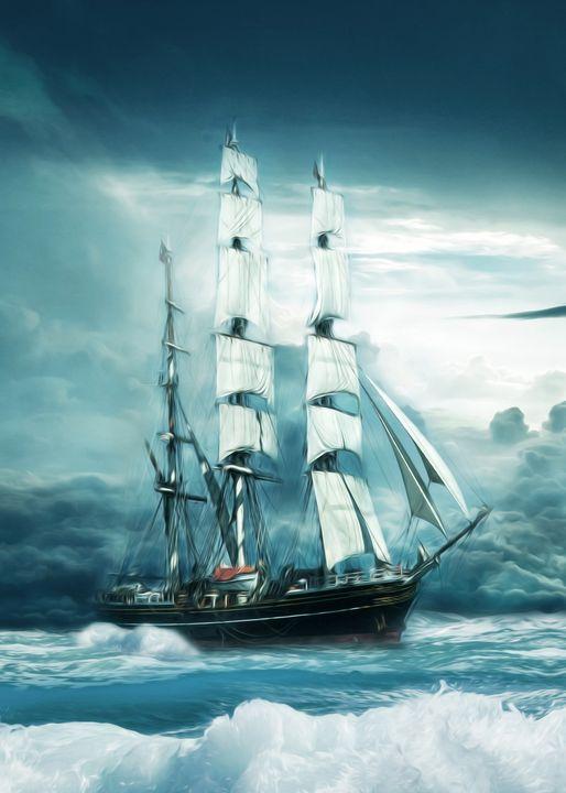 Sailing Ship - SamKal