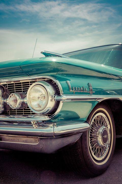 Vintage Car - SamKal