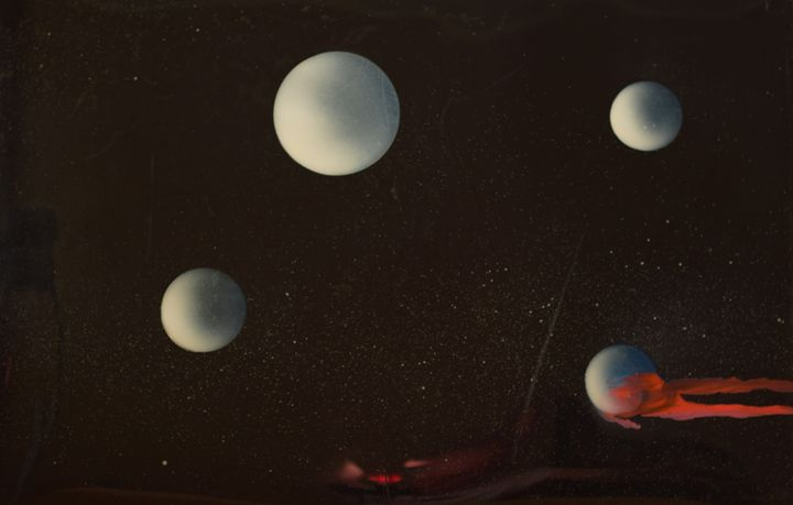 Space - John Hewes