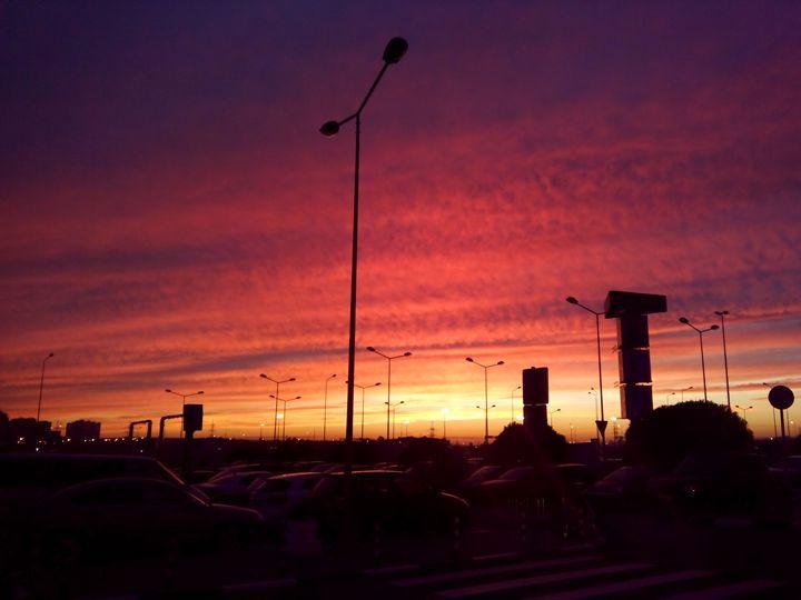 sunset - dariusmorgendorfer
