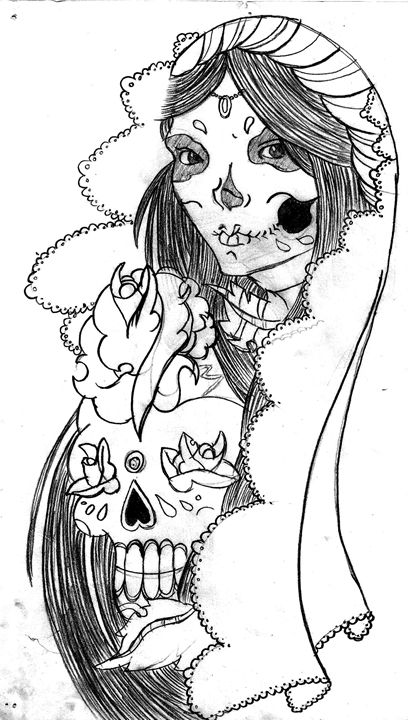 Tattoo design - Art Drawings