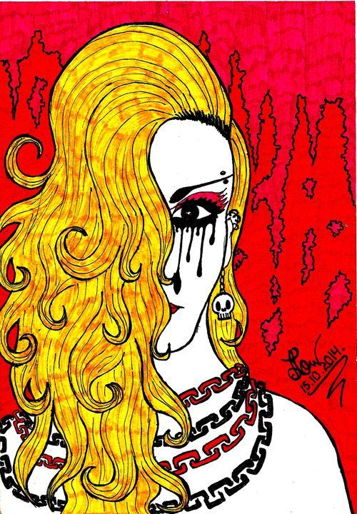 Colorfull Draw - Art Drawings