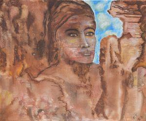 Femme des roches
