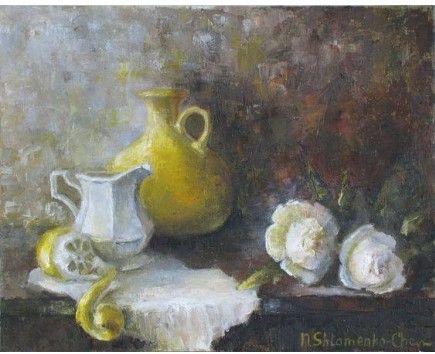 citrus scene - Nataliya Shlomenko