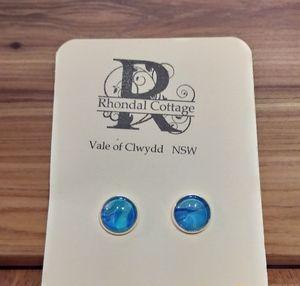 Blue Bay Earrings