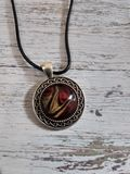 handcrafted pendant