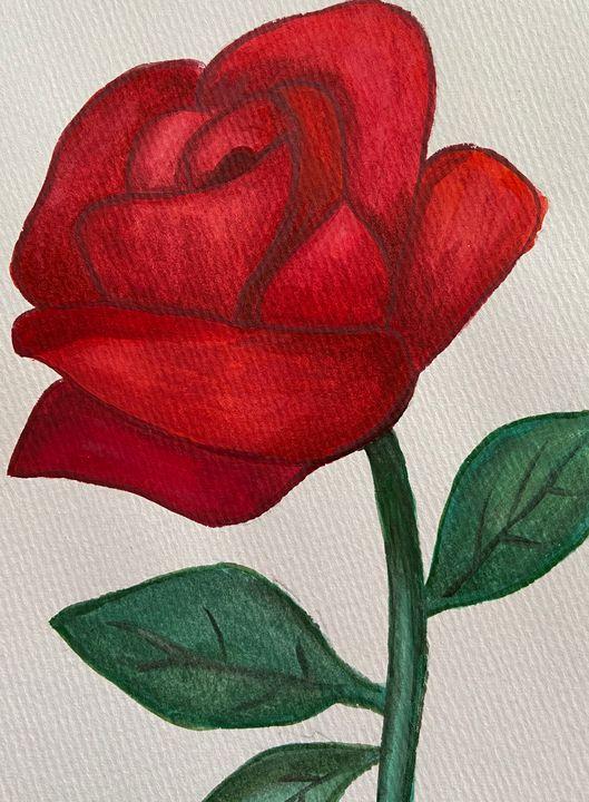 Rose - Artistic Humour