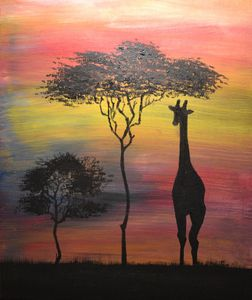 Cute Safari