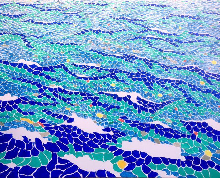 Sea Change 3 - Jessica Orfe