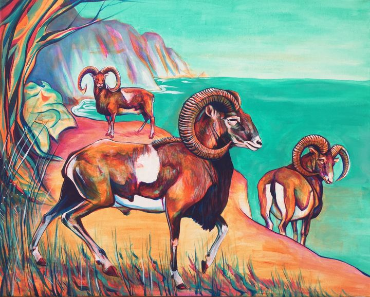 Mouflon Rouge - Jessica Orfe