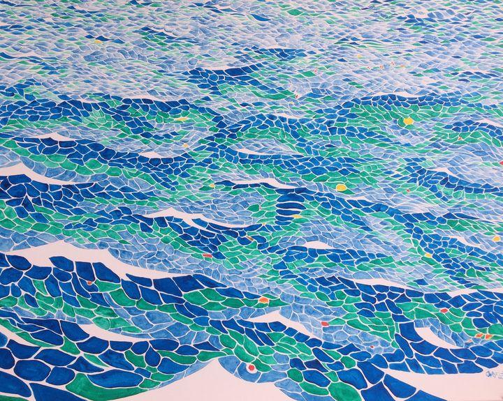 Sea Change 2 - Jessica Orfe