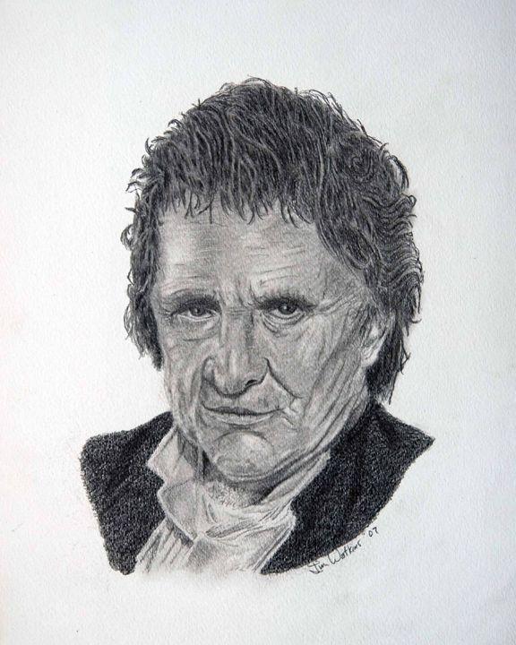 Cash 1 - Jim Watkins Art