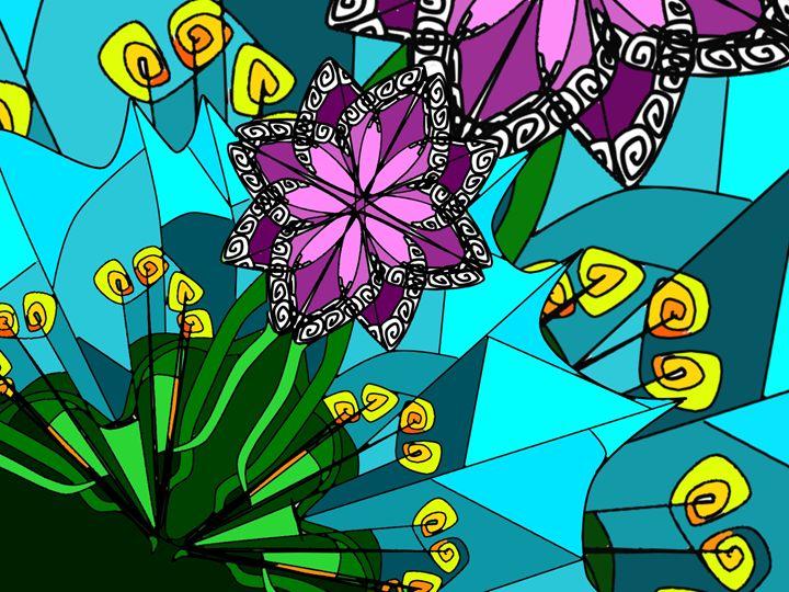Floral Patern - C. G. P.