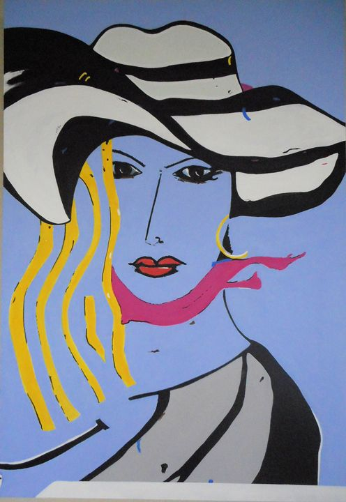 exotic women - Bruce Burt artist