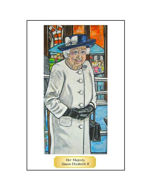 Her Majesty Queen Elizabeth II - For The Love Of Britain
