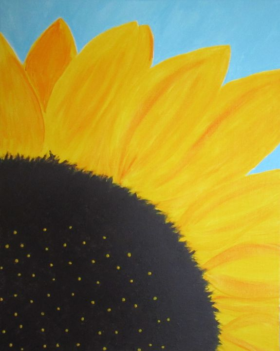 Sunflower - TiffanyWright