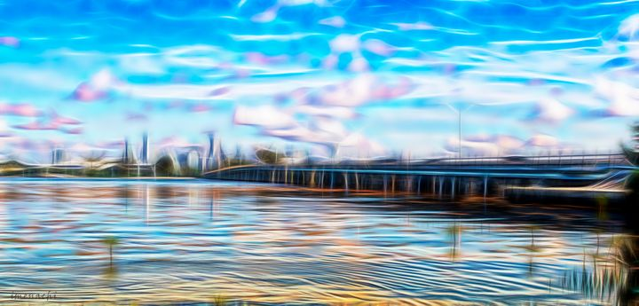 Electrical bridge - imenachi