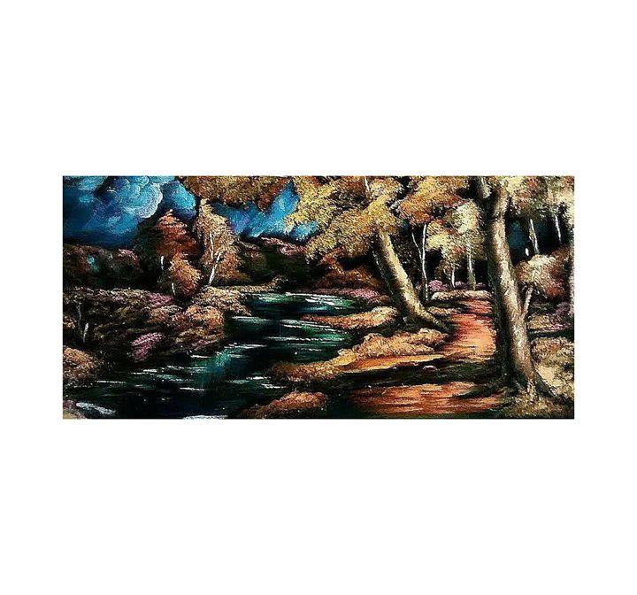 Temperate Forest - Bartlett Art