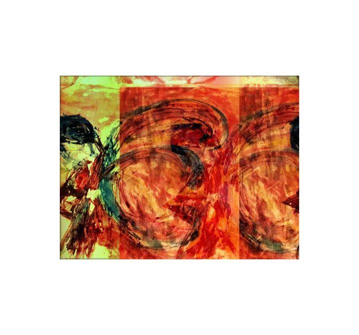 Split Personality - Bartlett Art