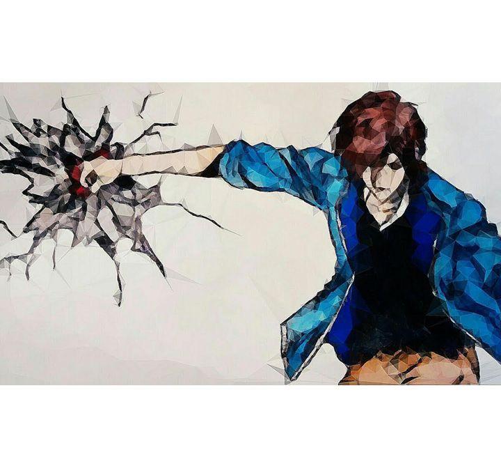 Frustration - Bartlett Art